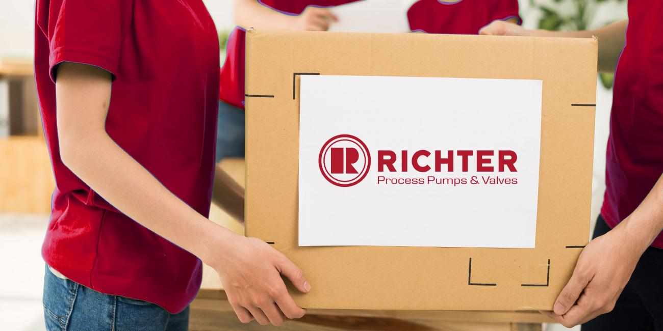 Richter Continues Support to Refugees
