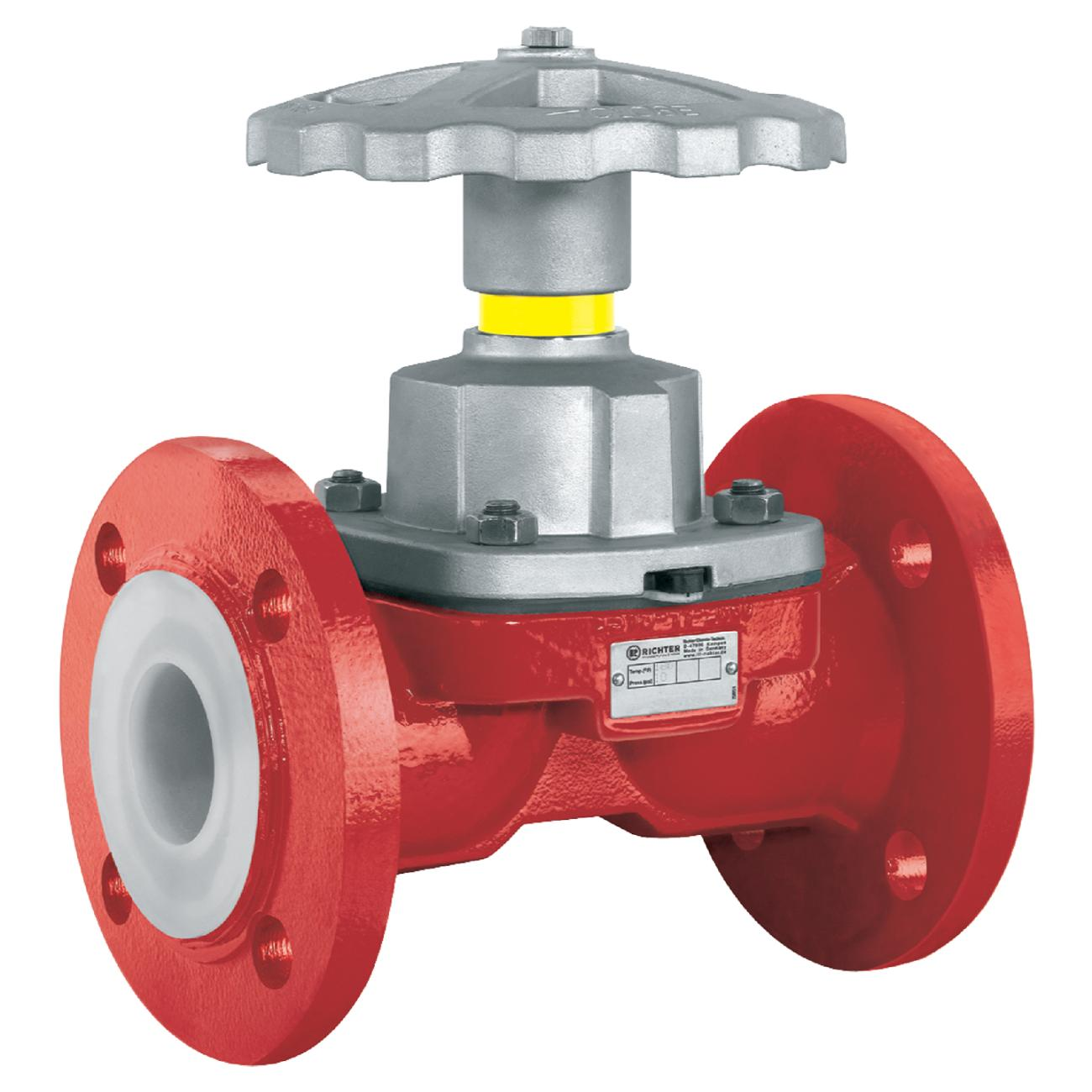 MV DIAPHRAGM VALVE