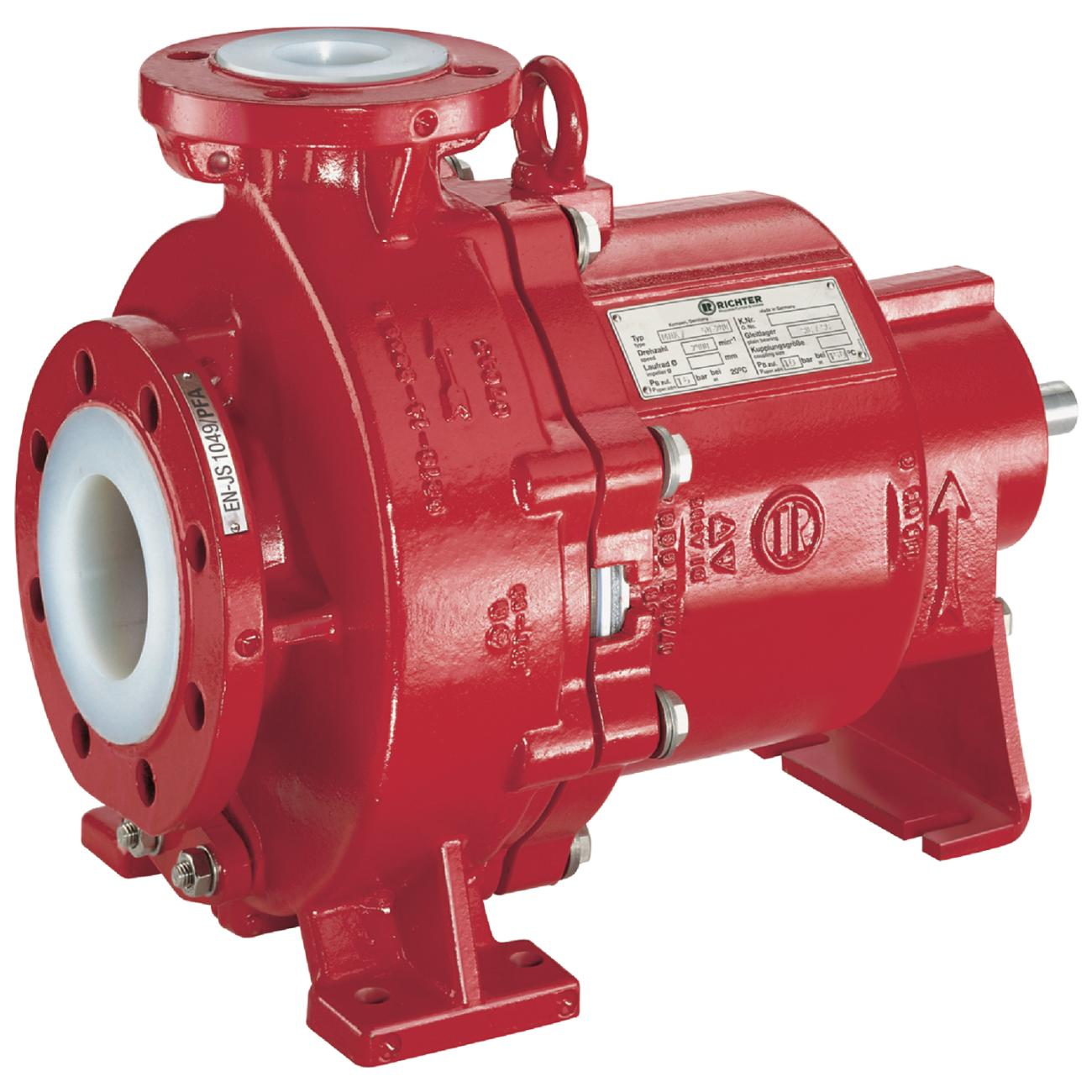 Centrifugal Magnetic Drive Pump