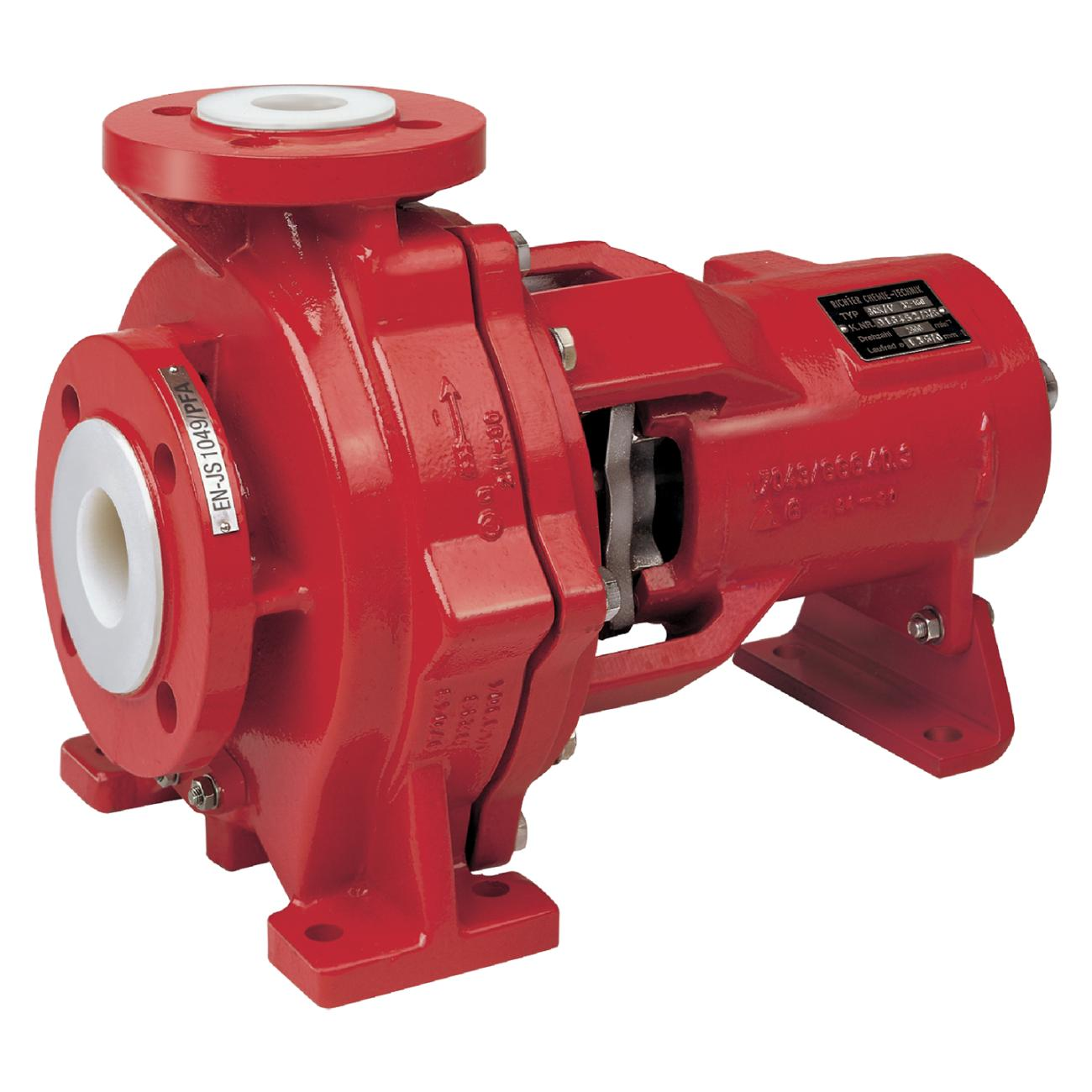 Centrifugal Mechanically Sealed Pump